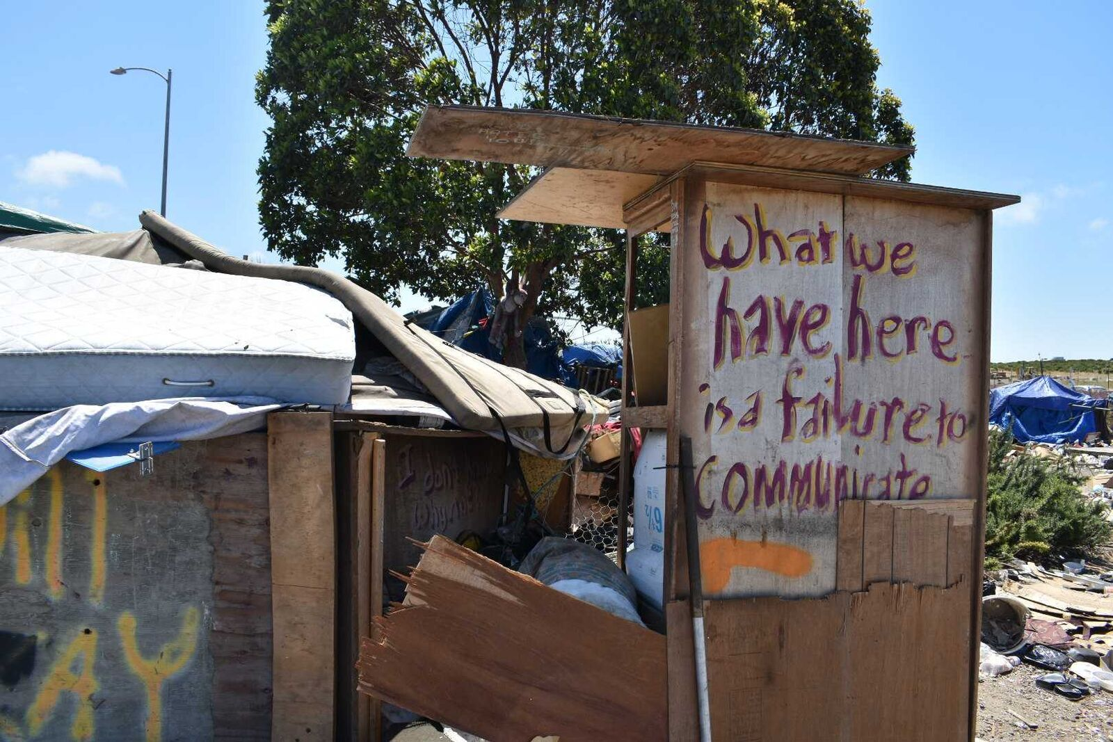 Seabreeze Encampment, July 2, 2021