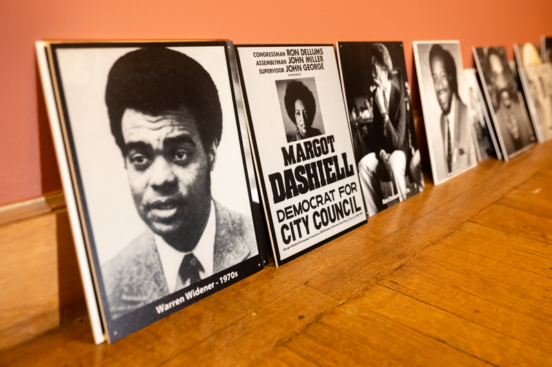 """""""African Americans in Berkeley,"""" the second of a three-part exhibit sponsored by the Berkeley Historical Society, runs from May 16 to Oct. 10, 2021."""
